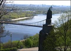 киев владимирская горка