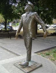 Скульптура паниковскому в Киеве