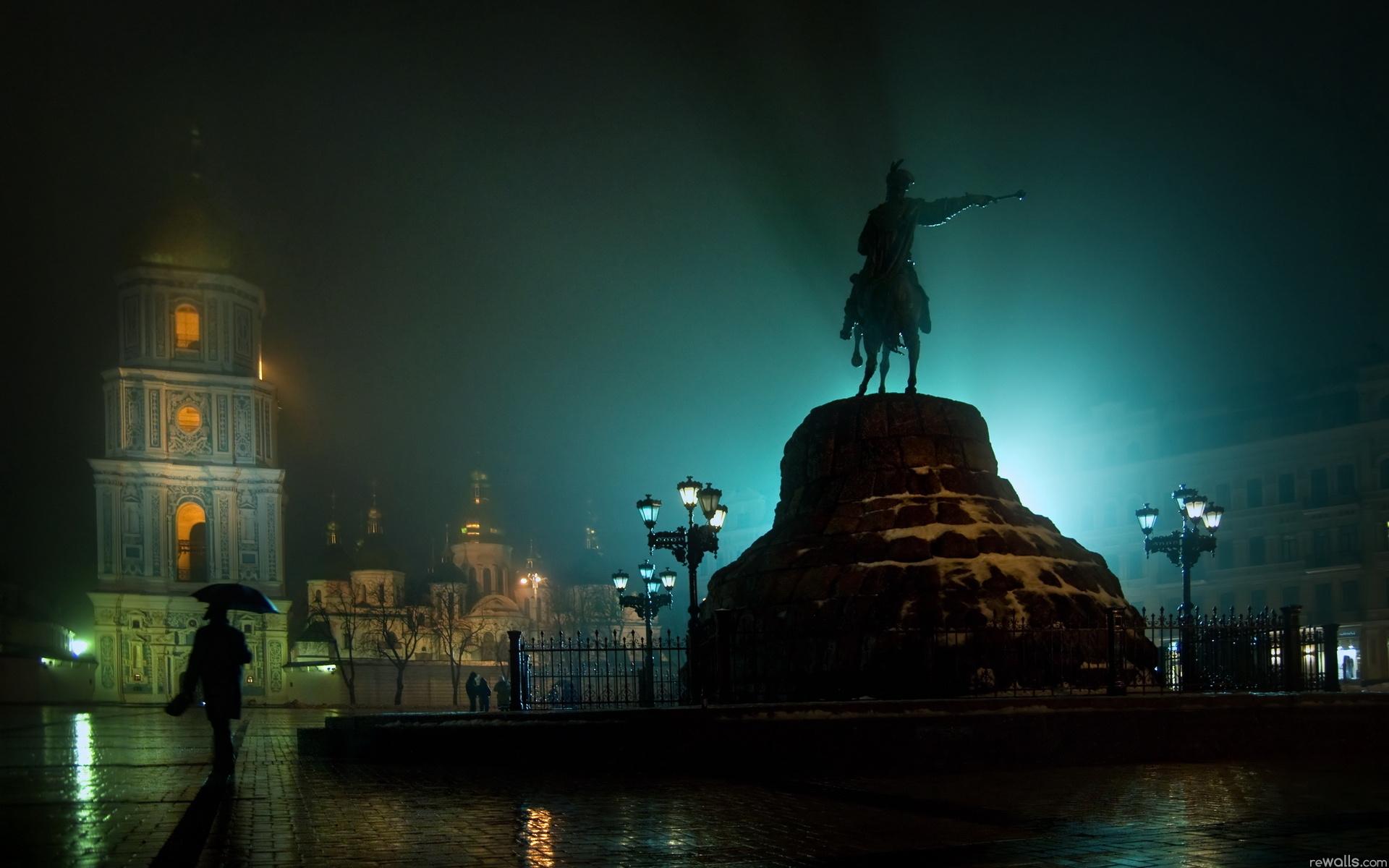 Interest places in Kiev