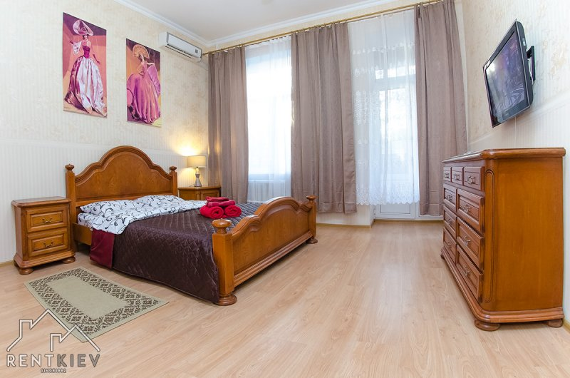 Rent apartments in Kiev