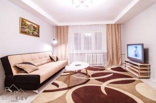 Квартиры посуточно в Киеве - Центр,  бул. Леси Украинки 9